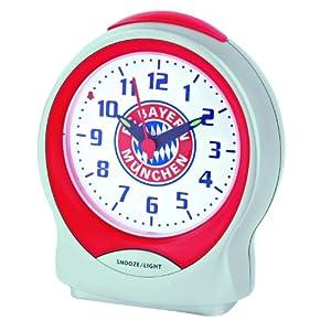 FCB Wecker Emblem analog