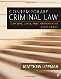 img - for Contemporary Criminal Law: Concepts, Cases, and Controversies book / textbook / text book