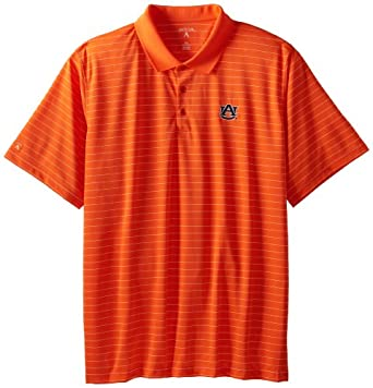 NCAA Auburn Tigers Elevate Desert Dry Lite Polo Mens by Antigua