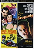 To Please a Lady/Jeopardy [Import]