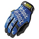 CRL Original Mechanix Gloves in Blue - Large by CR Laurence by C.R. Laurence