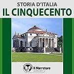 Il Cinquecento (Storia d'Italia 36) |  vari