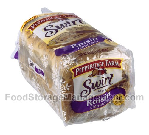 Pepperidge Farm Raisin Cinnamon Swirl Bread Pack of 2 (Cinnamon Bread compare prices)