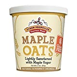 Straw Propeller Gourmet Foods 3137 Straw Propeller Maple Oats (SET OF 12 PER CASE)