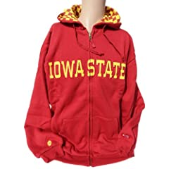 NCAA Iowa State Cyclones Reversible Hoodie by Donegal Bay