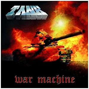 War Machine Limited Digipack