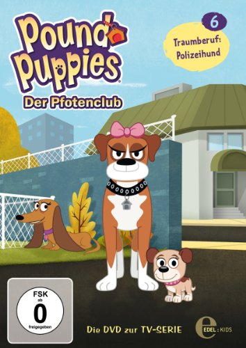 pound-puppies-folge-6-traumberuf-polizeihund-edizione-germania