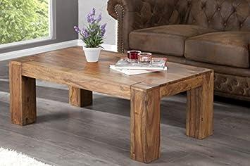Madera maciza mesa de centro de madera de palisandro Yakarta 115 cm madera de palisandro indio