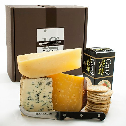 Cabernet Sauvignon Cheese Assortment in Gift