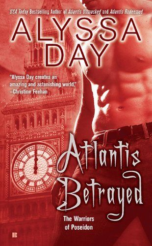 Atlantis Betrayed (The Warriors of Poseidon Series)