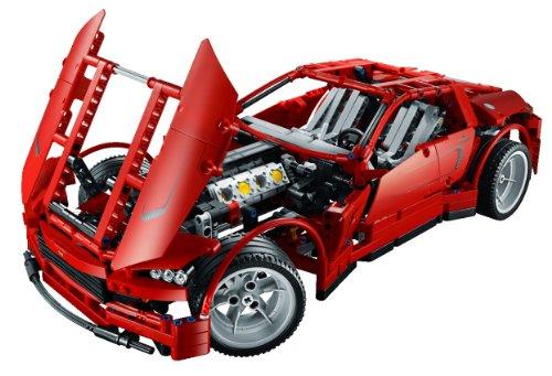 レゴ テクニック スーパーカー 8070