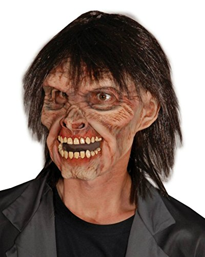 Mr Living Dead Decay Rotted Zombie Latex Adult Halloween Costume Mask