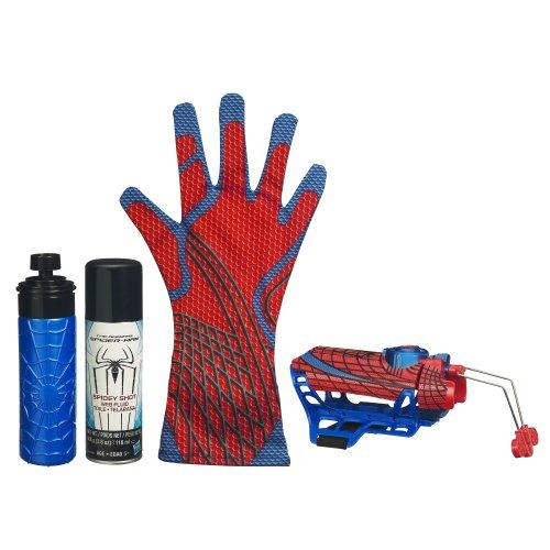 The Amazing Spider-Man Mega Blaster Web Shooter With Glove Set