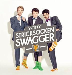 Stricksocken Swagger