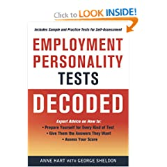 Employment Personality Tests Decoded