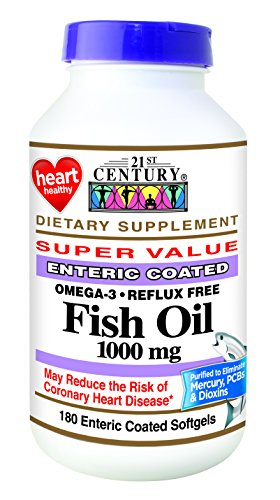 Top best 5 fish oil enteric coated for sale 2016 product for Enteric coated fish oil