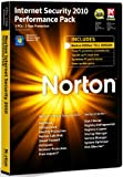 Norton Internet Security 2010 Performance Pack, 1 User, 3 Computers (PC CD)