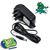 Volans 2 Meter Long UK Wall Plug Charger LeapFrog LeapPad,Leapster Explorer Learning Tablet PC
