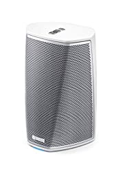 Denon HEOS 1 Wireless Speaker (White, Discontinued by Manufacturer)
