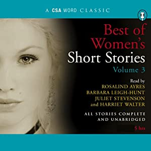 Best of Women's Short Stories, Volume 3 | [Katherine Mansfield, Louisa M. Alcott, Edith Wharton]