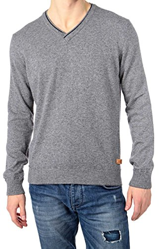 marlboro-classics-pulls-pull-homme-couleur-gris-taille-m