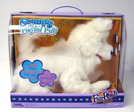 Buy Scamps My Playful Pup- White