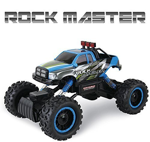 ferngesteuertes auto f r kinder rock crawler 4x4 rc auto. Black Bedroom Furniture Sets. Home Design Ideas