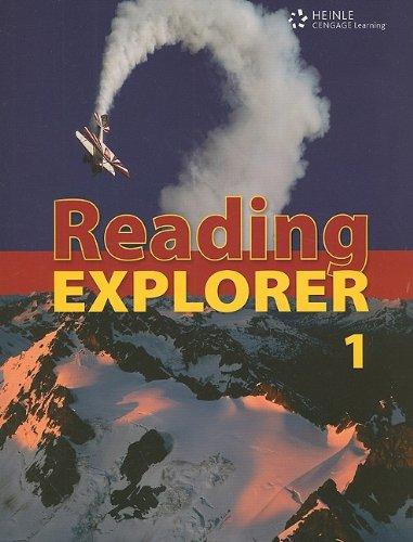 Reading Explorer 1: Explore Your World