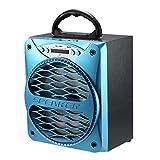Docooler MS-136BT drahtlose Bluetooth-Lautsprecher Multimedia-Mobil Speaker FM Radio mit TF-Karten-Slot