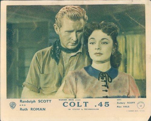 colt-45-ruth-roman-lloyd-ponti-lobby-card-originale
