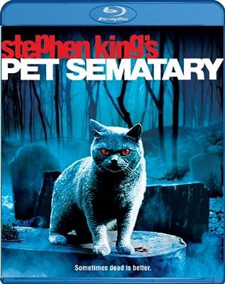 Pet Sematary (1989) [Blu-ray]