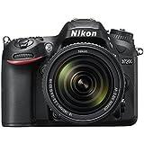NIKON D7200 AF-S DX 18-140mm F/3.5-5.6G ED VR Kit 24.2MP SLR Camera with 3.2-Inch TFT LCD  (Black)