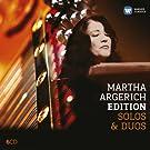 Martha Argerich Edition : Piano seul et duos (Coffret 6 CD)