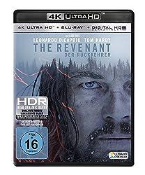 The Revenant - Der Rückkehrer  (+ 4K Ultra HD-Blu-ray)