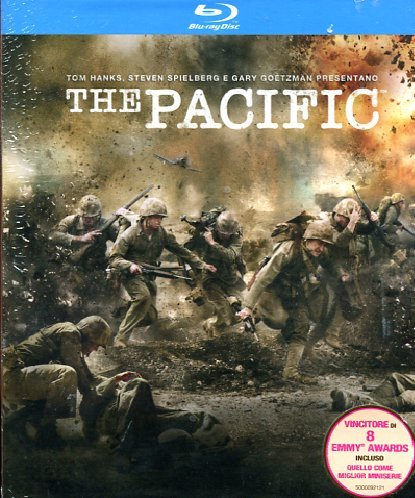 The Pacific [Blu-ray] [IT Import]