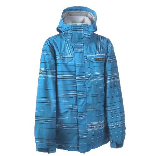 686 Smarty Command Mens Snowboard/ski Jacket - (Cyan) - Size (Xl)