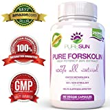 """#❶ Pure FORSKOLIN ★ Premium Fat Burner & Appetite Suppressant ★ 250mg Forskolin 