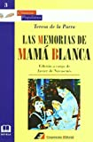 img - for Las memorias de Mam  Blanca book / textbook / text book