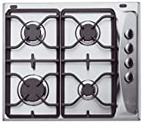 Whirlpool AKM274/IX Gas Hob Built In Stainless Steel