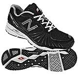 New Balance Men's MR890 Running Shoe,White/Black,10.5 D US