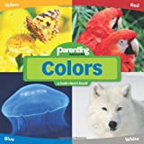 img - for Parenting Magazine Look + Learn Colors book / textbook / text book