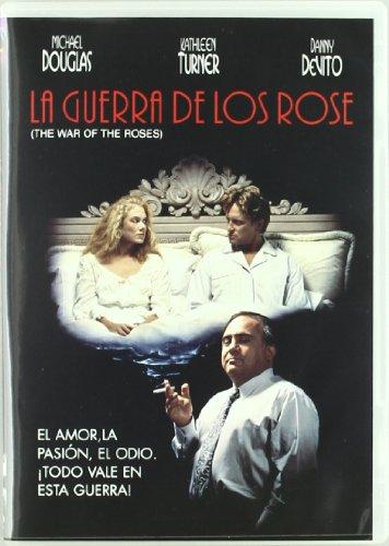 La guerra de los Rose [DVD]