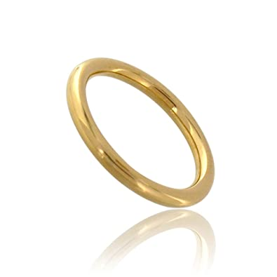 Tous mes bijoux Men 9 k (375) Yellow Gold Rings