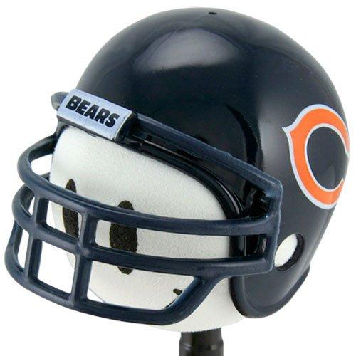 [해외]시카고 베어스 축구 헬멧 안테나 토퍼/Chicago Bears Football Helmet Antenna Topper