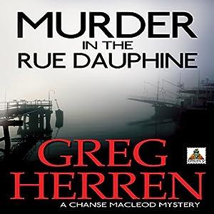 Murder in the Rue Dauphine Audiobook