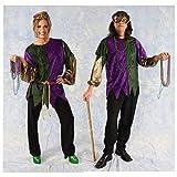 Mardi Gras Costume Tunic