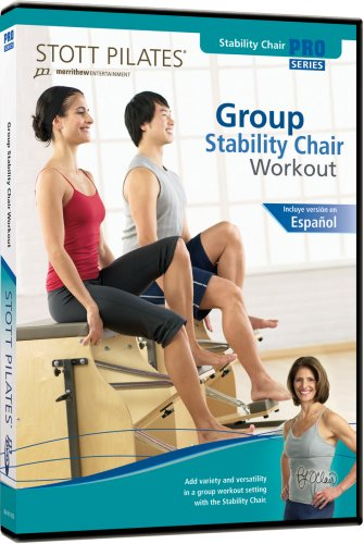 STOTT PILATES Group Stability Chair English Spanish