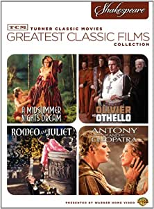 TCM Greatest Classic Films: Shakespeare