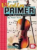 img - for Violin Primer for Beginning Instruction book / textbook / text book