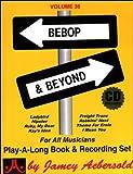 echange, troc  - AEBERSOLD 36 CD BEBOP & BEYOND